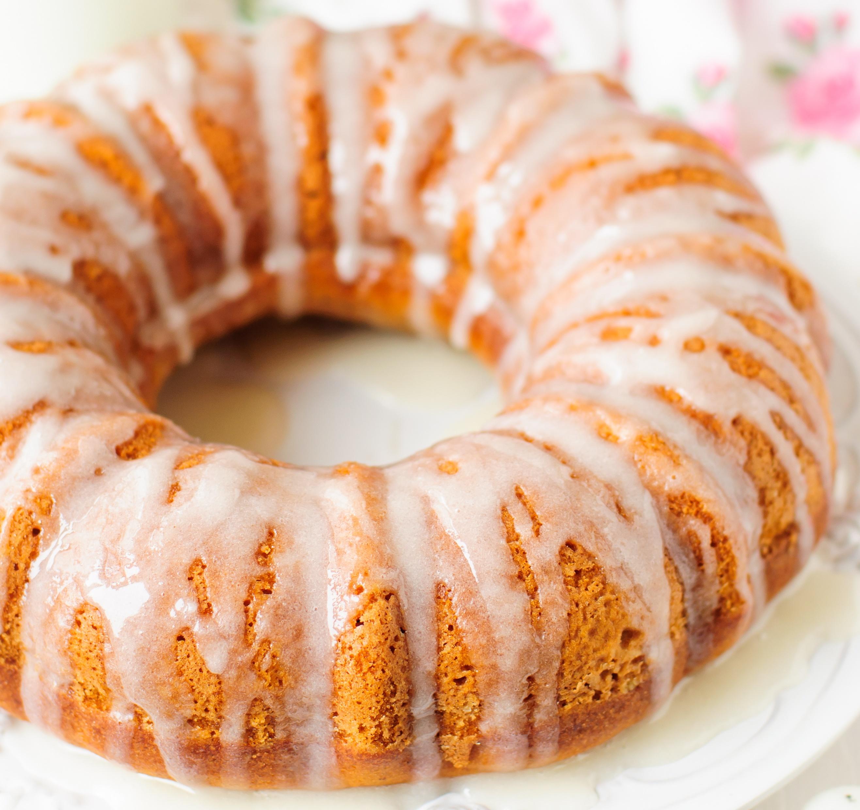 Small Size Pound Cake Recipe