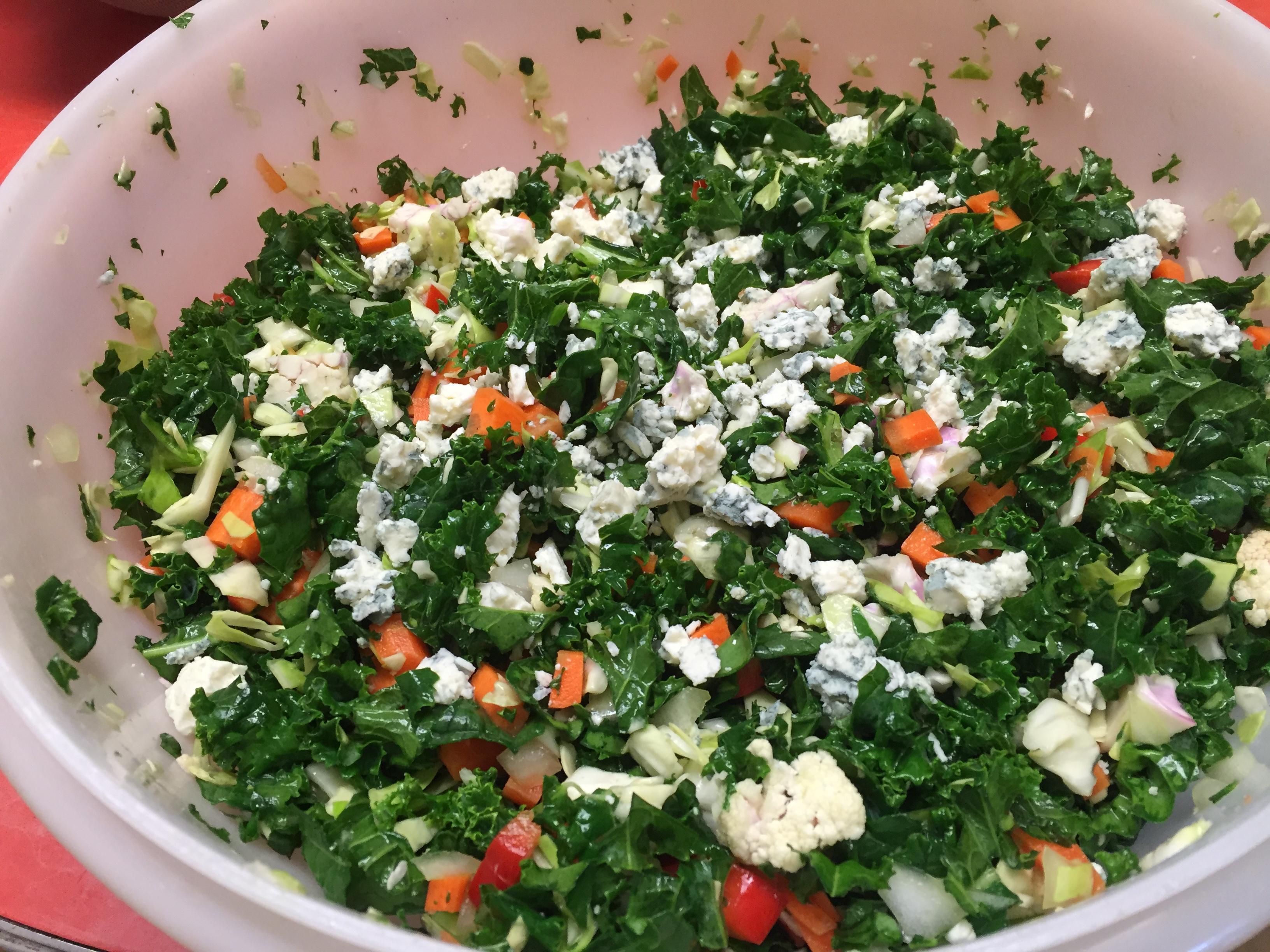 Dad's Salad
