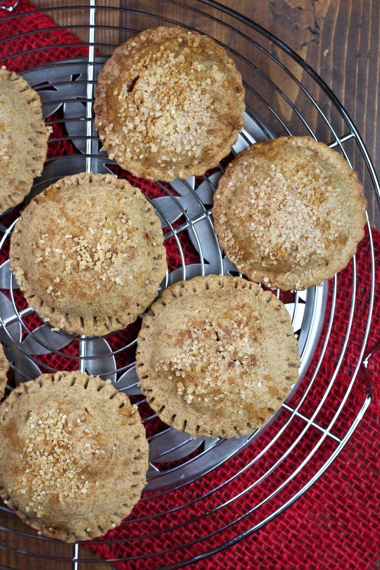 Recipes Course Desserts Pies Vegan Gluten-Free Apple Hand Pies