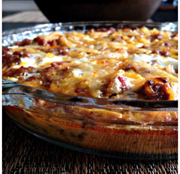 ... Breakfast Quiches Chorizo, Sweet Potato and Caramelized Onion Frittata