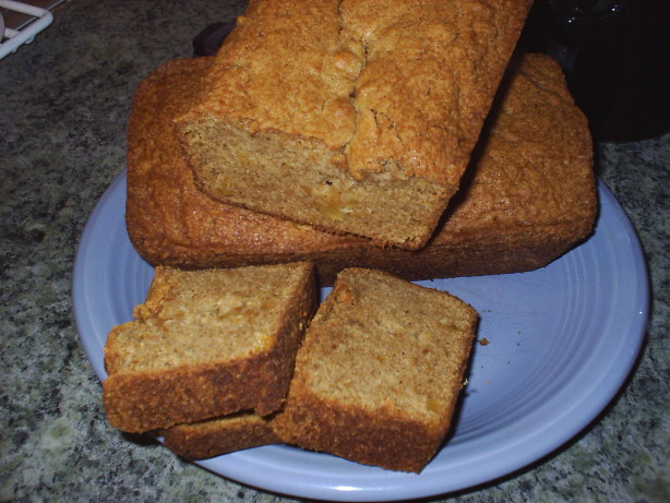Recipes Course My Sister's Sweet Potato Bread