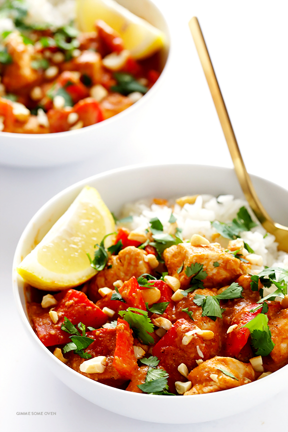 Cashew Chicken Curry (In A Hurry!) - BigOven