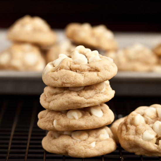 ... Course Desserts Cookies and Bars White Chocolate Macadamia Nut Cookies