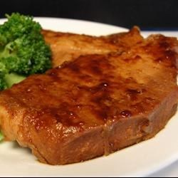 Recipes Course Peking Pork Chops
