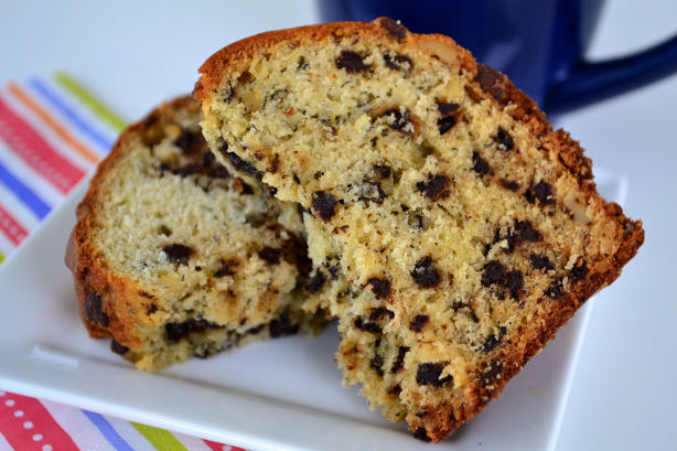 Recipes Course Bread Banana Bread Chocolate Chip Banana Bread