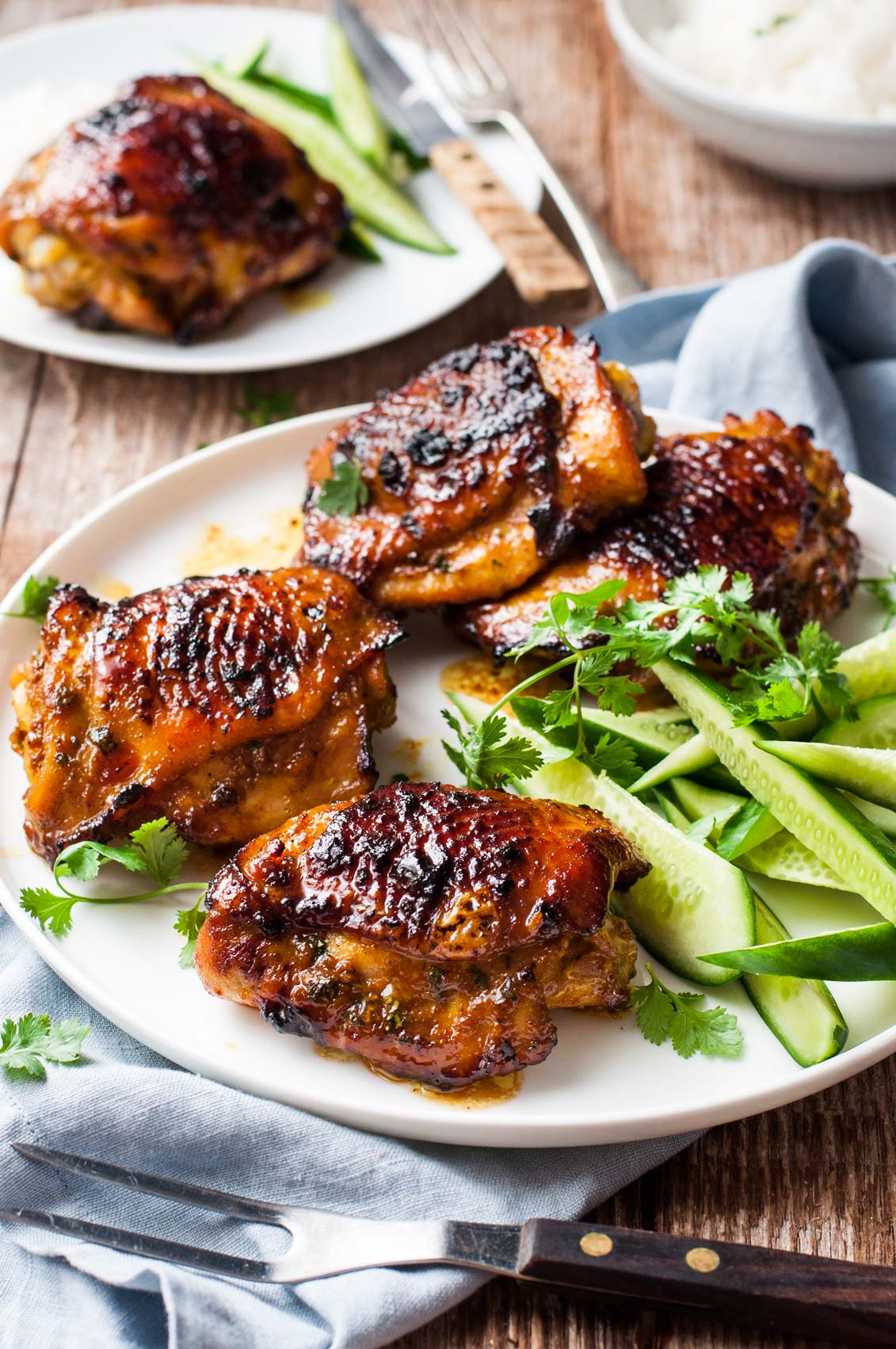 Vietnamese Five Spice Chicken
