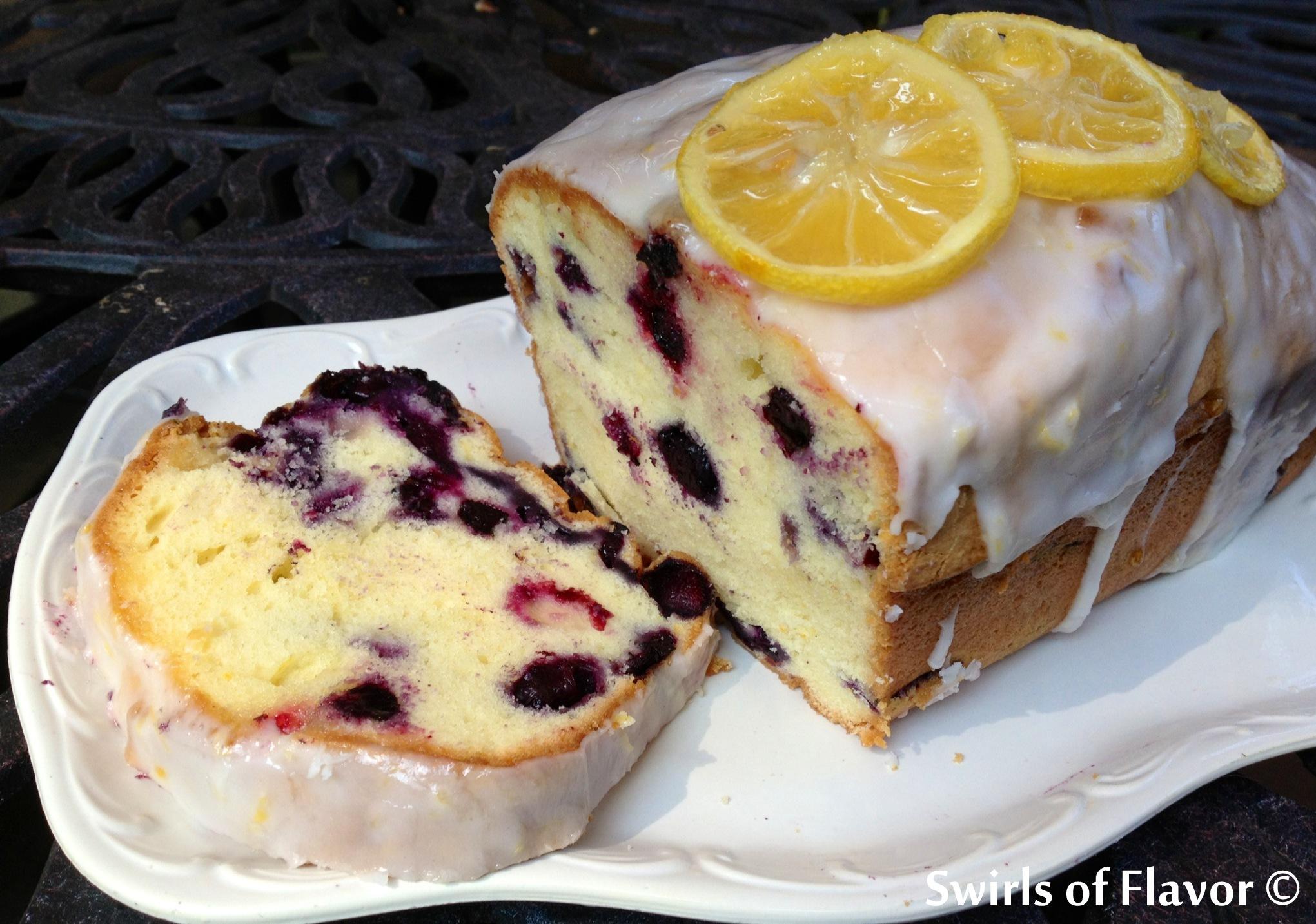 Drizzle For Lemon Pound Cake
