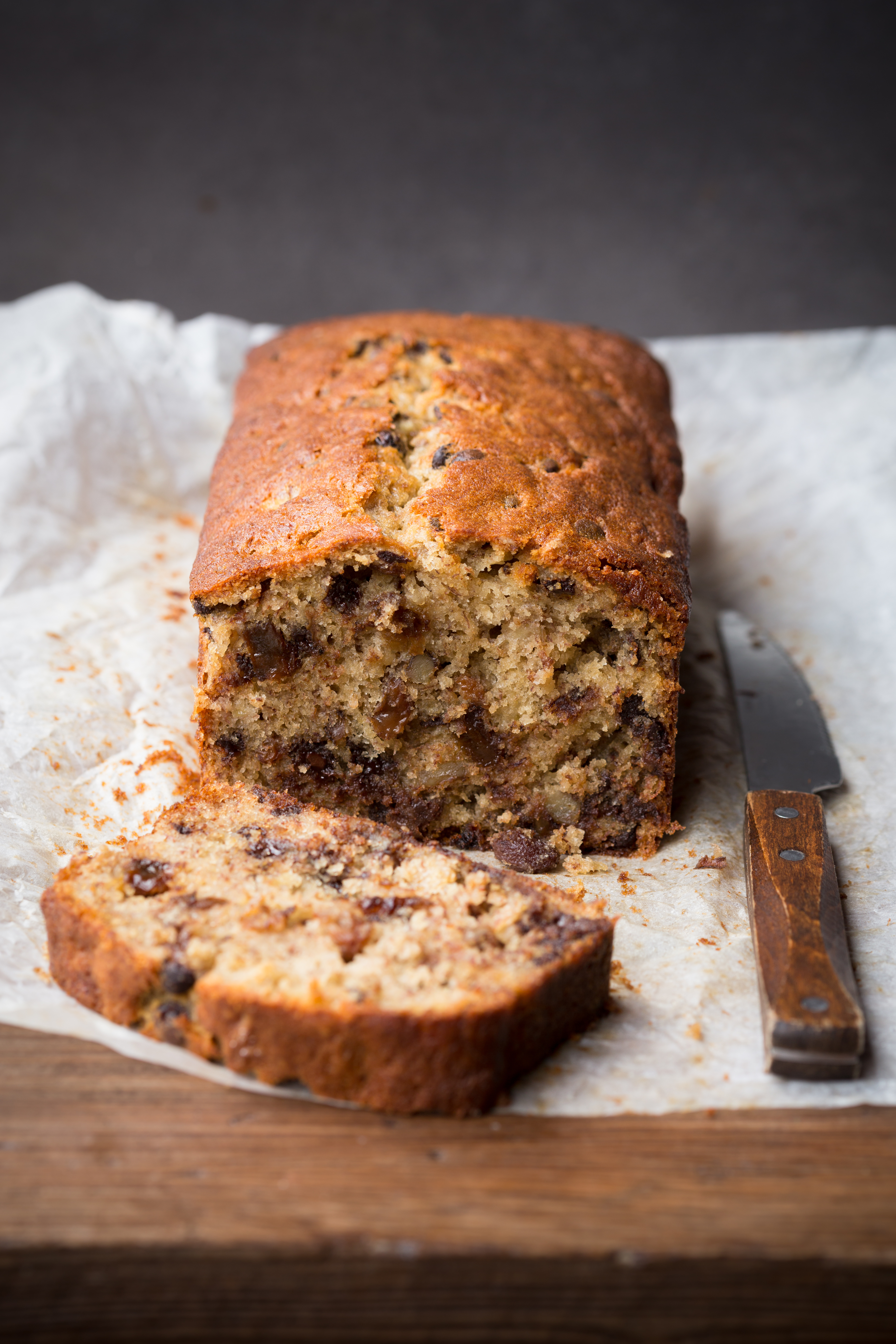Recipe Of Banana Bread With Chocolate Chip