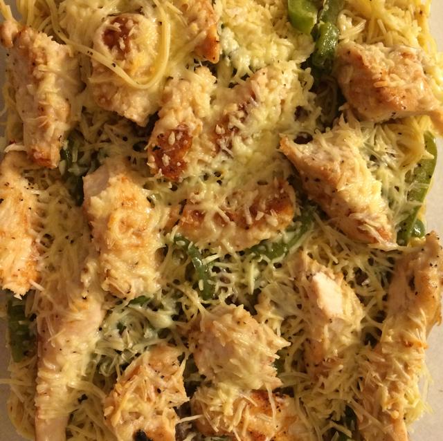 Chicken Scampi Recipe Olive Garden Copycat