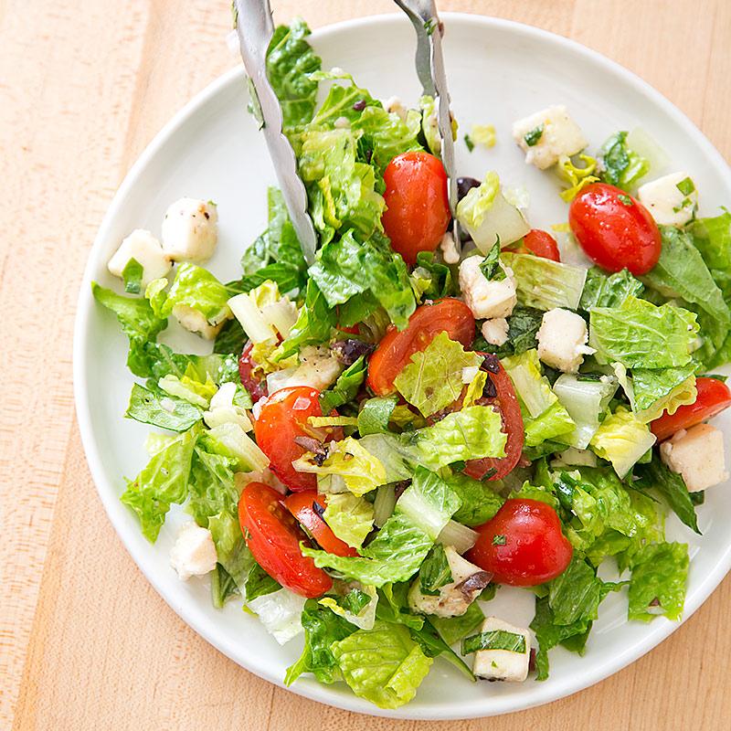 chopped caprese salad best ever salads america s test