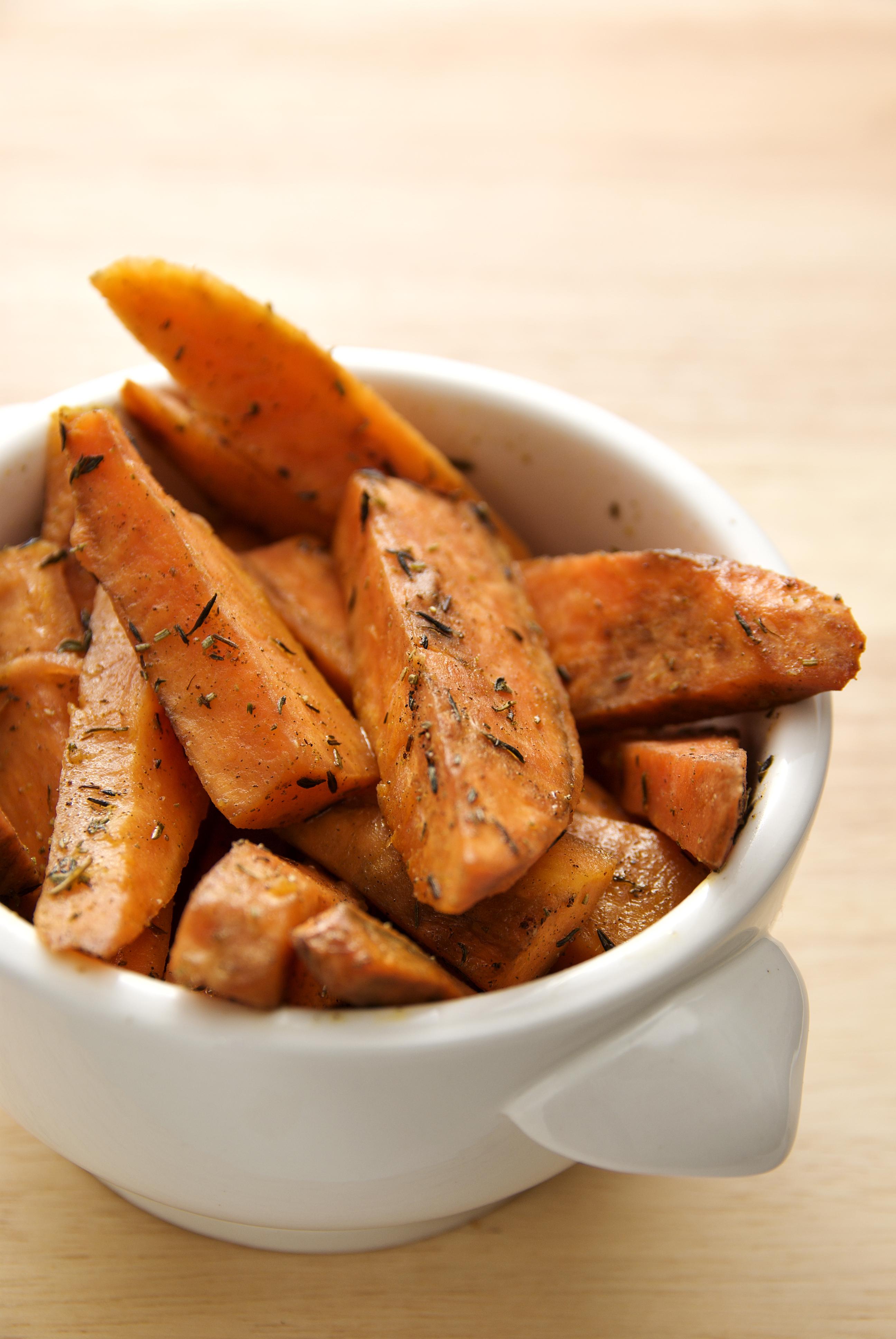 Wedges kartoffeln